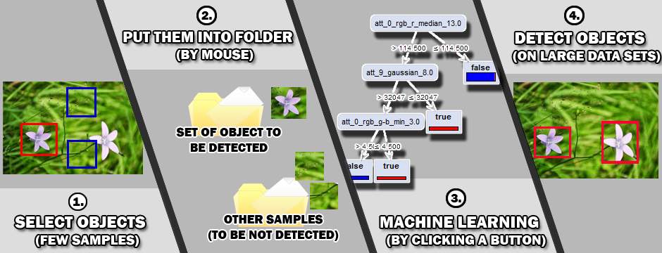 Object Detection with B-Image